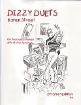 Karen Street - Dizzy Duets - Partition - di-arezzo.fr