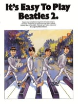 It's easy to play Beatles volume 2 BEATLES Partition laflutedepan.com