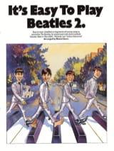 BEATLES - It's easy to play Beatles volume 2 - Partitura - di-arezzo.it