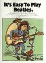It's easy to play Beatles volume 1 BEATLES Partition laflutedepan.com
