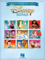 Disney Songs - DISNEY - Partition - laflutedepan.com