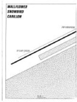 Wallflower, Snowbird, Carillon Gary Gibson Partition laflutedepan.com
