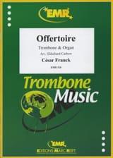 César Franck - Offertoire - Partition - di-arezzo.fr