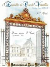 Duos pour 2 Cors - Johann Sebastian Bach - laflutedepan.com