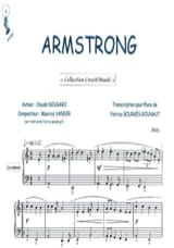 Claude Nougaro - Armstrong - Sheet Music - di-arezzo.co.uk