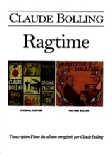 Claude Bolling - Ragtime - Sheet Music - di-arezzo.co.uk