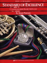 Standard Of Excellence Book 1 Bruce Pearson Partition laflutedepan.com