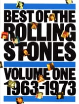 ROLLING STONES - Best Of Volume 1 - 1963-1973 - Partition - di-arezzo.fr