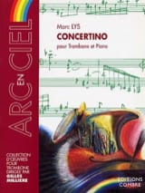Marc Lys - Concertino - Partition - di-arezzo.fr