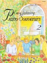 Easy Listening Piano Souvenirs Volume 2 Partition laflutedepan.com