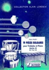 19 Pièces Bulgares Série 2 (9 A 14) Dobri Paliev laflutedepan.com