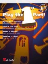 Joue la Premiere Voix Degré 2-3 Partition laflutedepan.com