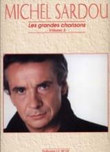 Les Grandes Chansons Volume 2 Michel Sardou Partition laflutedepan.com