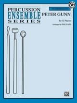 Henry Mancini - Peter Gunn - Sheet Music - di-arezzo.co.uk