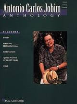 Antonio Carlos Jobim - Anthology - Sheet Music - di-arezzo.com