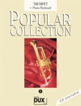 Popular collection volume 2 Partition Trompette - laflutedepan.com