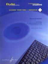 Patrice Sciortino - 50 Etudes faciles et progressives volume 1 - Partition - di-arezzo.fr