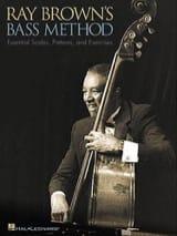 Bass Method Ray Brown Partition Contrebasse - laflutedepan.com