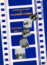 Vladimir Cosma - The Soundtracks Volume 3 - Sheet Music - di-arezzo.co.uk