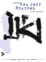 Reading Key Jazz Rhythms Fred Lipsius Partition laflutedepan.com