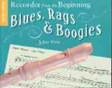Blues, Rags & Boogies Partition Flûte à bec - laflutedepan.com