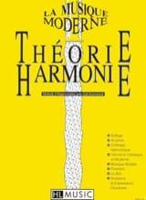 Théorie Harmonie Galas / Cammas Partition Harmonie - laflutedepan