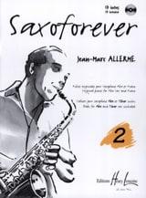 Jean-Marc Allerme - Saxoforever Volume 2 - Partition - di-arezzo.fr