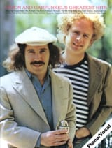 Simon & Garfunkel - Greatest Hits - Sheet Music - di-arezzo.co.uk