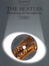 Guest Spot - Playalong For Alto Saxophone BEATLES laflutedepan.com