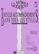 Galas / Cammas - Tous les Accompagnements dans Tous les Styles - Partition - di-arezzo.fr
