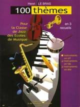 100 Thèmes Bras Henri Le Partition laflutedepan.com