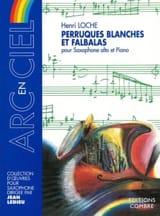 Henri Loche - Peruques blanches et Falbalas - Partition - di-arezzo.fr