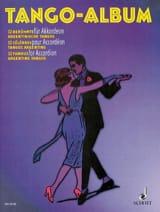 Tango- Album Partition Accordéon - laflutedepan.com