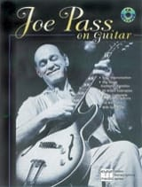 Joe Pass - Joe Pass On Guitare - Partition - di-arezzo.fr