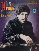 Bob Mintzer - 14 Jazz - Funk Studies - Sheet Music - di-arezzo.co.uk