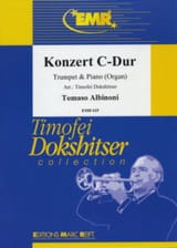 Tomaso Albinoni - Concerto In C Major - Sheet Music - di-arezzo.com