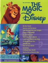DISNEY - El piano Magic Big Note de Disney - Partitura - di-arezzo.es