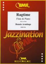 Dennis Armitage - Ragtime - Sheet Music - di-arezzo.com