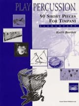 50 Short Pieces For Timpani - Elementary - laflutedepan.com
