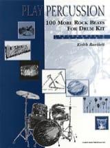 100 More Rock Beats For Drum Kit - Intermediate / Advanced laflutedepan.com