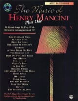 Henry Mancini - The Music Of Henry Mancini Plus One - Partition - di-arezzo.fr