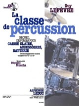 La Classe de Percussion - Guy Lefèvre - Partition - laflutedepan.com