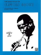 Clifford Brown - Jazz Style Of Clifford Brown Giants Of Jazz - Sheet Music - di-arezzo.co.uk
