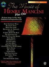 Henry Mancini - The music of Henry Mancini plus one - Sheet Music - di-arezzo.co.uk