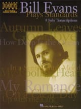 Bill Evans - Bill Evans Plays Standards - Sheet Music - di-arezzo.com