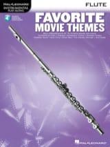 Favorite Movie Themes Partition Flûte traversière - laflutedepan.com