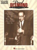 Paul Desmond - The Paul Desmond Collection - Sheet Music - di-arezzo.co.uk
