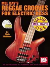 Reggae Grooves For Electric Bass - Chris Matheos - laflutedepan.com