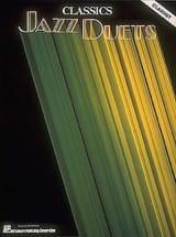 Classics Jazz Duets Partition Clarinette - laflutedepan.com