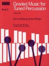 Hathway Kevin / Wright Ian - Graded Music For Tuned Percussion Volume 1 - Sheet Music - di-arezzo.co.uk